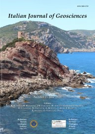 Italian Journal of Geosciences - Vol. June 2020