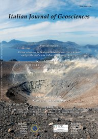 Italian Journal of Geosciences - Vol. 139 (2020) f.3