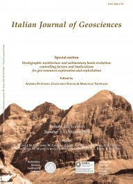Italian Journal of Geosciences - Vol. October 2016